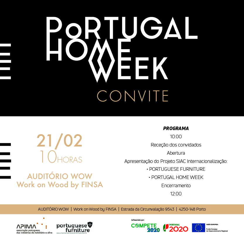 Portugal Home Week